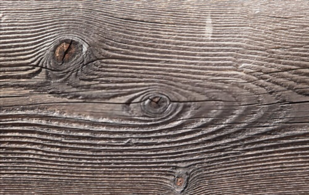 Locate knots on the wood